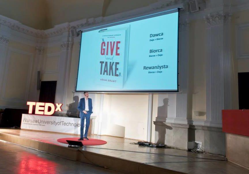 Piotr Grądziel - TEDx
